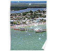 Fort Myers & Sanibel, Florida Poster