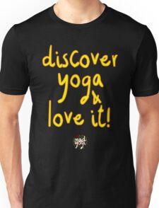 Mad Yogi # 4 Unisex T-Shirt