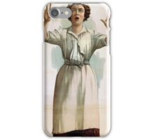 Performing Arts Posters Charles Frohmans new comedy Oh Susannah 1193 iPhone Case/Skin