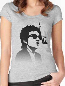 Mr. Tambourine Man Women's Fitted Scoop T-Shirt
