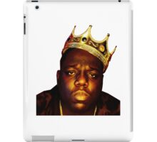 King B.I.G iPad Case/Skin