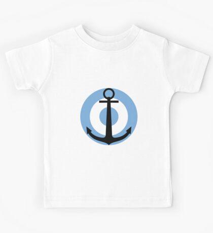 Argentine Naval Aviation - Unofficial Roundel Kids Tee