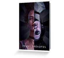 PENNY DREADFUL Greeting Card