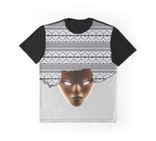 AFRO_GreyScale Graphic T-Shirt
