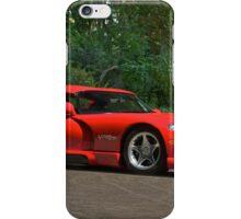 Dodge Viper RT/10 iPhone Case/Skin