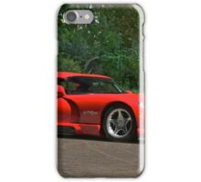 Dodge Viper RT/10 iPhone Case/Skin