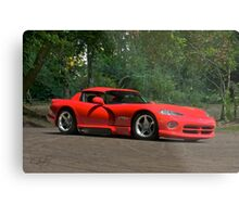Dodge Viper RT/10 Metal Print