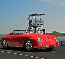 1956 Porsche Speedster by DaveKoontz