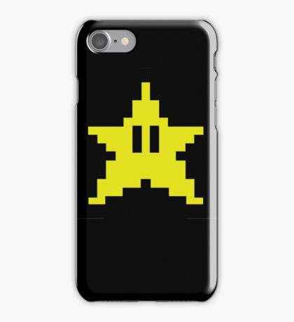 Funny star iPhone Case/Skin