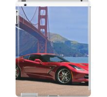 2014 Chevrolet Corvette Stingray iPad Case/Skin