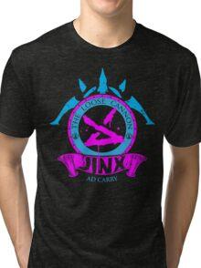 Jinx - The Loose Cannon Tri-blend T-Shirt
