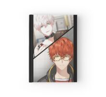 Saeran And Saeyoung / Luciel / 707 / Seven Items Hardcover Journal