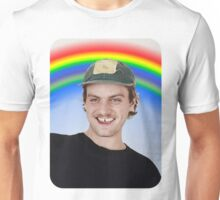 Rainbow Mac Demarco Unisex T-Shirt