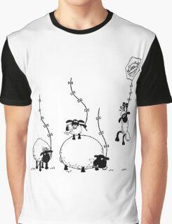Shaun The Sheep  Graphic T-Shirt