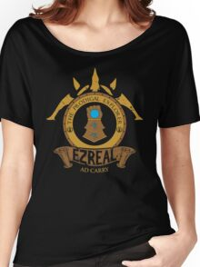 Ezreal - The Prodigal Explorer Women's Relaxed Fit T-Shirt