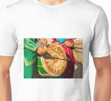 The drummers Unisex T-Shirt