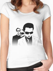 Soul Brothers Women's Fitted Scoop T-Shirt