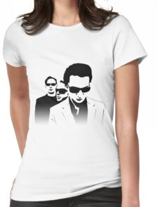 Soul Brothers Womens Fitted T-Shirt