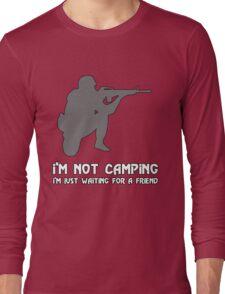 gaming gamer nerd geek video games pc cod cs wow lol  Long Sleeve T-Shirt