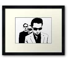 Soul Brothers Framed Print