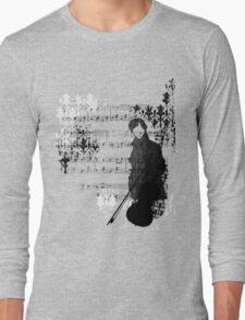 Sherlocked Melody Long Sleeve T-Shirt