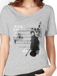 Sherlocked Melody Women's Relaxed Fit T-Shirt