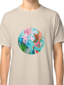 Underwater Japanese Garden Classic T-Shirt
