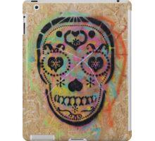Graffiti Skull iPad Case/Skin