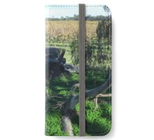 Amongst the vines... iPhone Wallet/Case/Skin