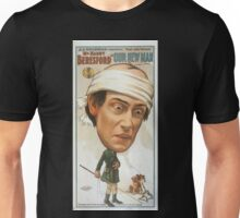 Performing Arts Posters JJ Coleman presents that odd fellow Mr Harry Beresford in Our new man by Chas T Vincent 0108 Unisex T-Shirt