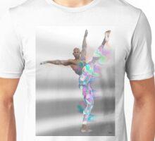 Dancer multicolored Unisex T-Shirt