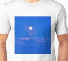 Full Moon Early Morning Unisex T-Shirt