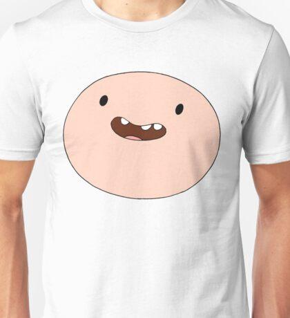 Adventure Time - Finn's face Unisex T-Shirt