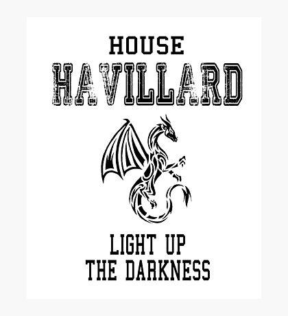 House Havillard Photographic Print
