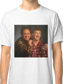 tim and eric news Classic T-Shirt