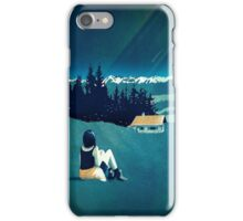 Magical Solitude iPhone Case/Skin