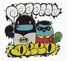 Bluntman & Robin-dred by DRED