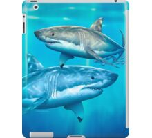 Neptune White iPad Case/Skin