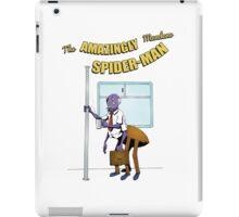Mundane Spider-man iPad Case/Skin