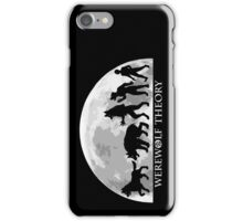 Werewolf Theory: The Change iPhone Case/Skin