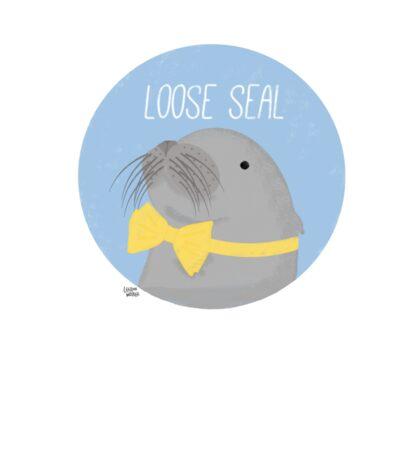 Loose Seal Sticker