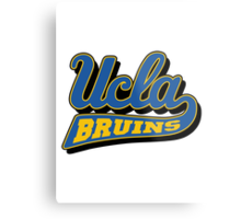 UCLA Bruins  Metal Print