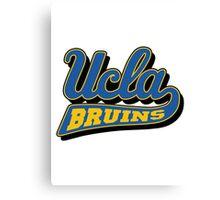 UCLA Bruins  Canvas Print