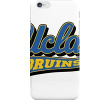 UCLA Bruins  iPhone Case/Skin