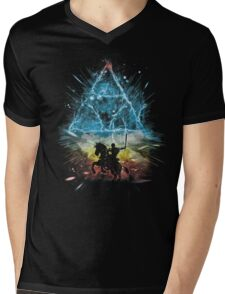 triforce storm-rainbow version T-Shirt