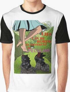 Miss Peregrine's Home For Peculiar Children Graphic T-Shirt