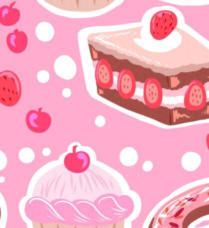 Sweet Dessert Sticker