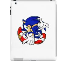 Sonic Adventure Sonic iPad Case/Skin
