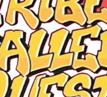 A Tribe Called Quest Logo Sticker