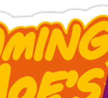The Flaming Moe´s Sticker